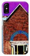 Carnegie Library North Platte IPhone Case