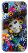 Carnevale Di Venezia 96 IPhone Case