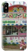 Carnival Candy Land IPhone Case