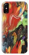 Carnival In Spain IPhone Case