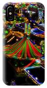 Carnival - Midway West IPhone Case