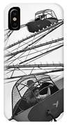 Carnival Ride, 1942 IPhone Case