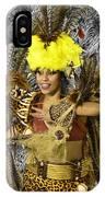 Samba Beauty 2 IPhone Case