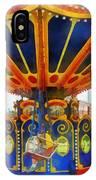 Carnival - Super Swing Ride IPhone Case