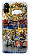 Carousel 3 IPhone Case