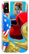 Carousel Chariot IPhone Case