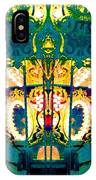 Carousel Convergence IPhone Case