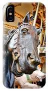 Carousel Horse Head IPhone Case