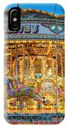 Carousel In Bournemouth IPhone Case