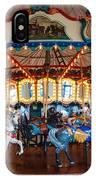 Carousel Ride IPhone Case