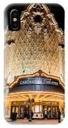 Carpenter Center IPhone Case