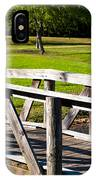 Carpenters Park 2 IPhone Case