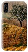 Carpet Fields Of Moravia IPhone Case