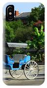 Carriage Tours New Orleans IPhone Case