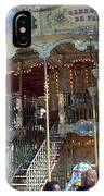 Carrousel De Paris IPhone Case