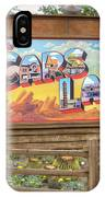 Cars Land IPhone Case