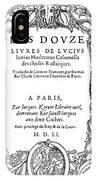 Cartouche, 1551 IPhone Case