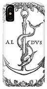 Cartouches, 1545 IPhone Case