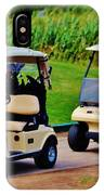 Carts IPhone Case