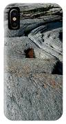 Carved Rock IPhone Case