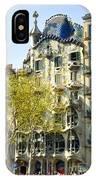 Casa Batllo - Barcelona Spain IPhone Case
