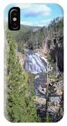 Cascade Canyon IPhone Case