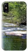 Cascade Creek IPhone Case