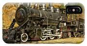 Cascade Mountain Train IPhone Case