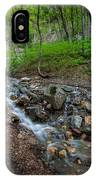 Cascades Of The Forest IPhone Case