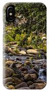 Cascading Creek IPhone Case