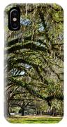 Cascading Oaks IPhone Case