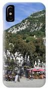 Casemates Square In Gibraltar IPhone Case