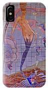 Casino Mermaid IPhone Case