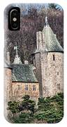 Castell Coch IPhone Case
