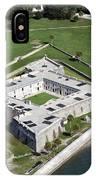 Castillo De San Marcos St Augustine Florida IPhone Case