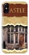Castle Button IPhone Case