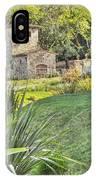 Castle Gate House IPhone Case