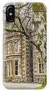 Castle Of Scottish Highlands IPhone Case