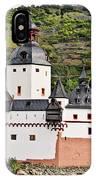 Castle Pfalzgrafenstein IPhone Case