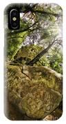 Castle Rock State Park Bolder IPhone Case