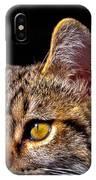 Cat Eyes IPhone Case