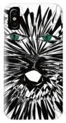 Cat Iwan IPhone Case