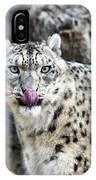 Cat Lick IPhone Case