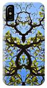 Catalpa Tree IPhone Case