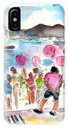 Catamaran Party In Cartagena IPhone Case