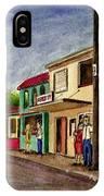 Catano Puerto Rico Street IPhone Case