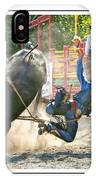 Catching Spur IPhone Case