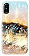 Caterpillar-01 IPhone Case