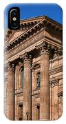 Cathedral Basilica Of Saints Peter And Paul IPhone Case