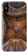Cathedral Ceiling IPhone Case